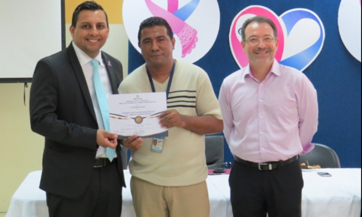 Servidores públicos del MIVIOT  son acreditados en el  Régimen de Carrera Administrativa