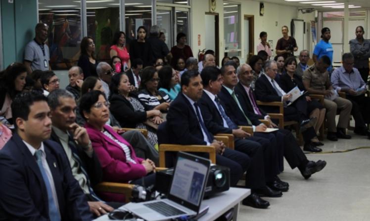 """Diplomado """"Carrera Administrativa y la Profesionalización de los Servidores Públicos"""", en la Universidad de Panamá"""