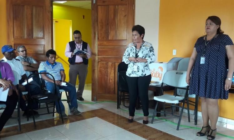 Seminario de Comunicación Efectiva, en la provincia de Darién